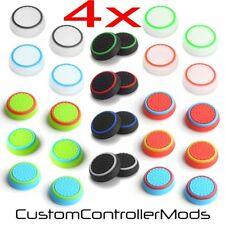 4x PS3 PS4 4X 360 Analog Controller Thumb Stick Grip Thumbstick Cap Cover