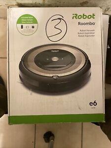 IRobot Roomba E6 e6198 Robot Vacuum Wi-fi