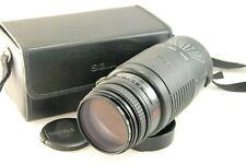 Sigma 75-300mm F4.5-5.6 Lens AF APO, Canon EF mount, FOR FILM CAMERAS ONLY