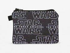 Star Wars Purse The Force Awakens Coin Purse Comics Book Wallet - black white
