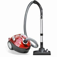 Dirt Devil SD30040BB - Red - Canister Vacuum Cleaner