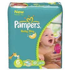 Pampers Baby Dry - Größe 6 (15+ kg) - 31 Windeln