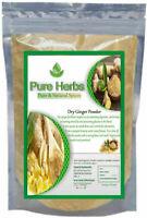 Pure herbs Natürlich Trocken Ingwer Pulver (Saunth Pulver) Für Indisch Cooking
