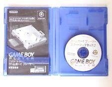 Start Up Disc Game Boy Player Nintendo Gamecube GC Japan