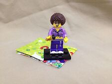Lego Minifigure Series 13 Figure Disco Diva New Loose with Online Code 71008