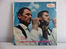 Duet frula MIJATOVIC SINDELIC DISKOS EDK 5033 Yougoslavie  Kosmajsko kolo ..