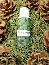 natural spruce water