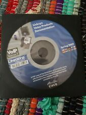 Linksys by Cisco voice products documentation Voip CD spring 2008