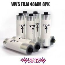 Rip N Roll Off película para RNR Colossus wvs XXL 48 mm 8 Pack MX Enduro