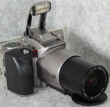 Olympus IS-200 35mm Film Camera 28-110 High Resolution 4X Zoom free shipping RAR