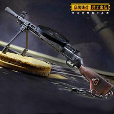 1/6 1:6 TOY PUBG WW2 RUSSIAN DP27 machine gun BattleField4 Battleground Metal