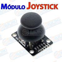 Modulo Joystick KY-023 PS2 Dual axis XY dos ejes Arduino electronica