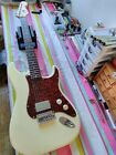 GUITARE SQUIER BULLET STRATOCASTER CUSTOMISEE
