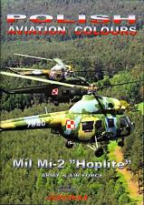 """Model Maker Decals POLISH AVIATION COLORS MIL Mi-2 """"HOPLITE"""" BOOK WITH DECALS"""