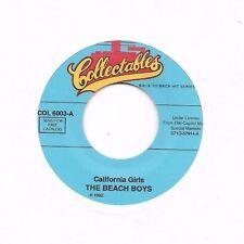 BEACH BOYS * 45 * California Girls / Good Vibrations * 1960's * MINT VINYL * RI