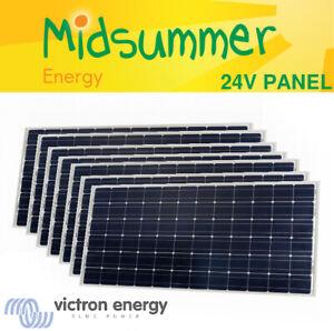 7 x 215W BULK OFFER Victron Energy 1.5kW 12V 24V 36 Cell Mono Solar PV Panels
