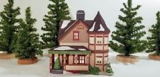 "Department 56 New England Heritage ""Thomas T Julian House"" New Retired Priceless"