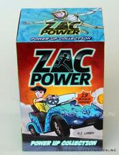 ZAC POWER - POWER UP SERIES COLLECTION 13 BOOK BOXED SET BRAND NEW H I LARRY NEW