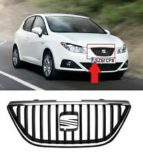 SEAT IBIZA FRONT CENTER GRILLE UPPER RADIATOR GRILL FOR 6J 2008 - 2012 NEW