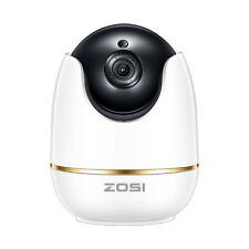 ZOSI Onvif Wireless IP Camera Security 1080P HD WIFI Pan Tilt Two Way Audio