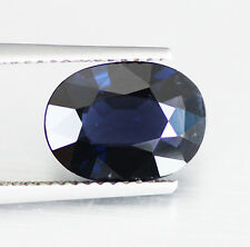 2.51cts Mind Blowing Color Natural Srilanka Unheat Blue Spinel Loose Gemstone