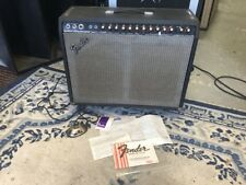 Vintage 1978 Fender Super Twin Reverb 2x12 guitar amp amplifier combo W/ upgrade