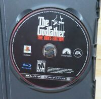 The Godfather The Don's Edition (Sony PlayStation 3 / PS3, 2007) Disc Only