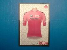 Figurine Panini 100 Giro d'Italia n.  2 Maglia Rosa