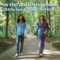 "Alvin Lee & Mylon Lefevre • On The Road To Freedom • 12"" VINYL LP 2015 •• NEW ••"