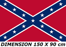 Flag 150 X 90 CM Southern United States American USA Motorcycle Biker