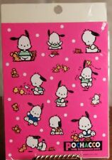 Sanrio Vintage Pochacco Sticker Set ~Japan