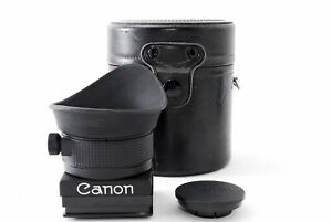 CANON WAIST LEVEL FINDER FN-6X FOR NEW CANON F-1 N from japan 730278