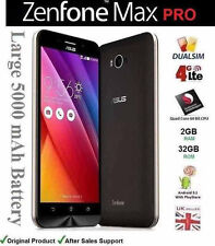 """Asus Zenfone Max PRO Android 5.5"""" Smartphone Mobile 32GB 4G LTE ZC550KL"""