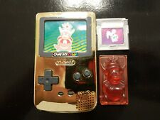 RARE 2000 Pokemon Slowking Mini Gold Chrome Gameboy Color Burger King Lugia