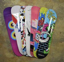 Skateboard Decks - RANDOM LOT OF 5 - 100% Canadian Maple - Minor Imperfections