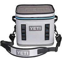YETI Hopper Flip 12 Cooler - Outdoor Camping Boating Beach Fishing New