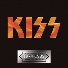 Kiss Limited Edition Vinyl Music Records
