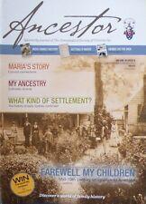 Ancestor Magazine - Build Your Family Tree - Dec-Feb 2012 20% Bulk Discount