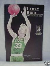 1992 Larry Bird All Sports Superstar Comic Book #7 Rare ! Boston Celtics