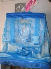 Barbie Cartella Blue Teflon Originale Mattel Vintage Zaino Scuola Bag New