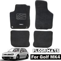 Nylon Car Floor Mats Liner Carpet For VW Golf MK4 Jetta MK4 1J 99-05 Front Rear