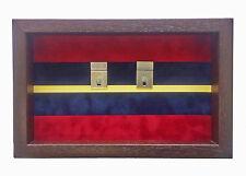 Large Royal Artillery Medal Display Case
