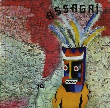"Assagai:  ""S/T""  (CD)"
