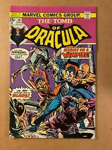 Tomb of Dracula #30 Blade vs. Dracula! Bronze Age Marvel! I Combine Shipping!