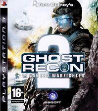 Ghost Recon 2 Advanced Warfighter PS3 USATO ITA