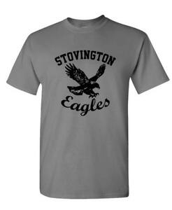 STOVINGTON EAGLES - Unisex Cotton T-Shirt Tee Shirt