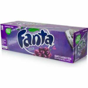 Fanta Grape 355ml 12er Pack