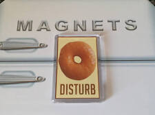 Donut Disturb Fridge Magnet. NEW. Sheriff, Dale Cooper. Coffee. The Return