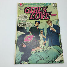 original Romance Comic -- GIRLS' LOVE stories  # 153 -- Aug 1970 -- DC - clean