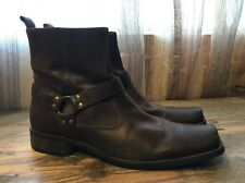 Black Rooster Men's Boot  Shoes Size 10